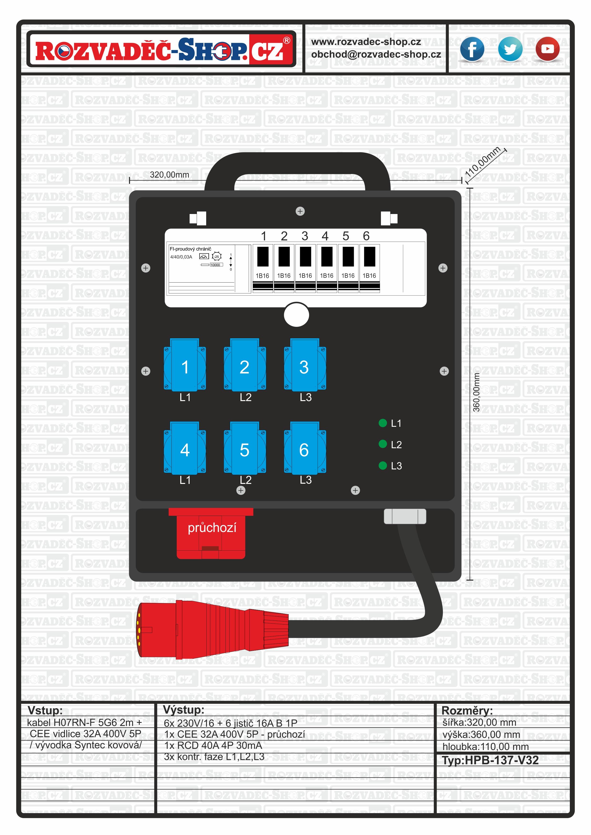 HPB-137-V32e