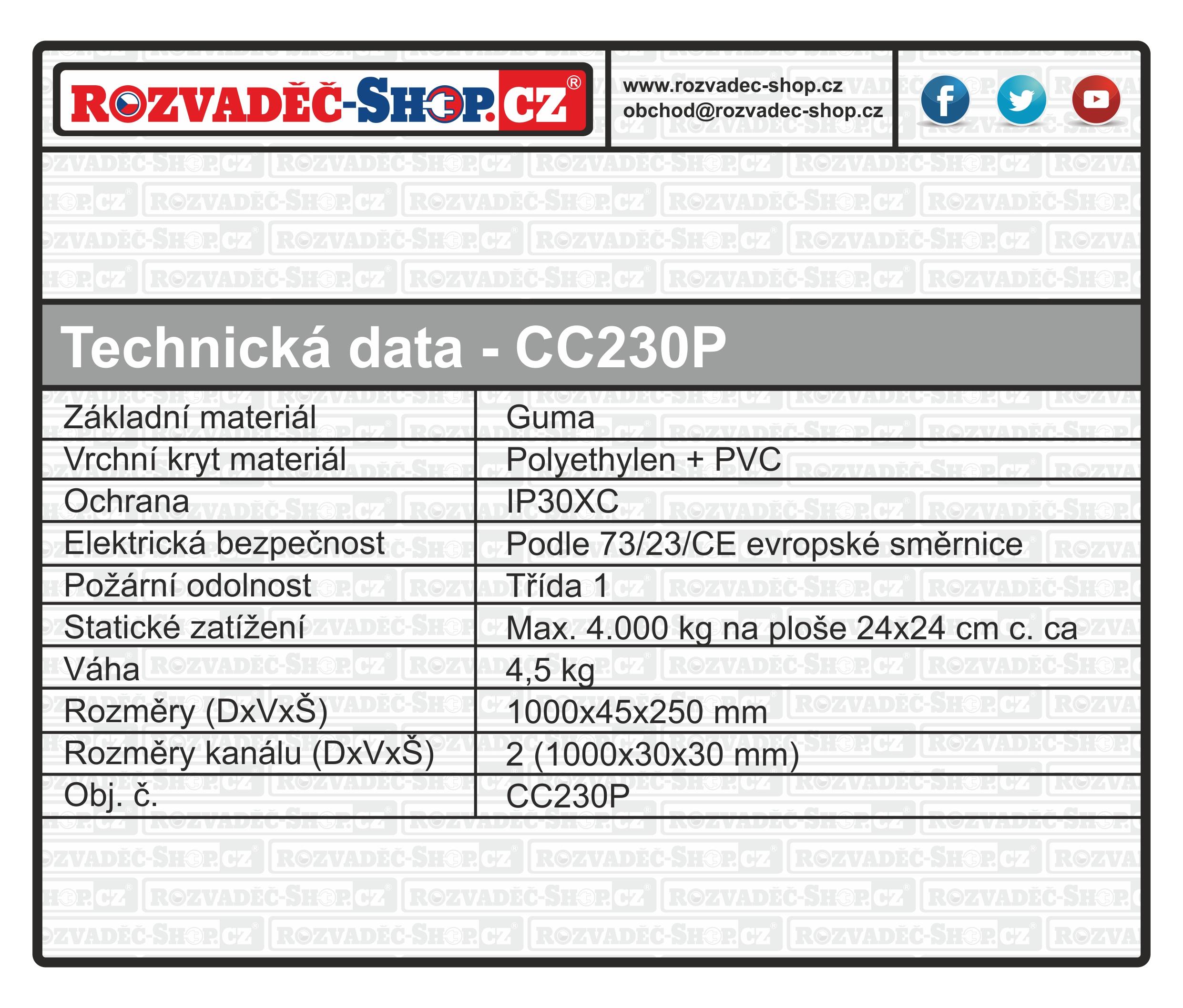 prejezd_CC230P_tabulka