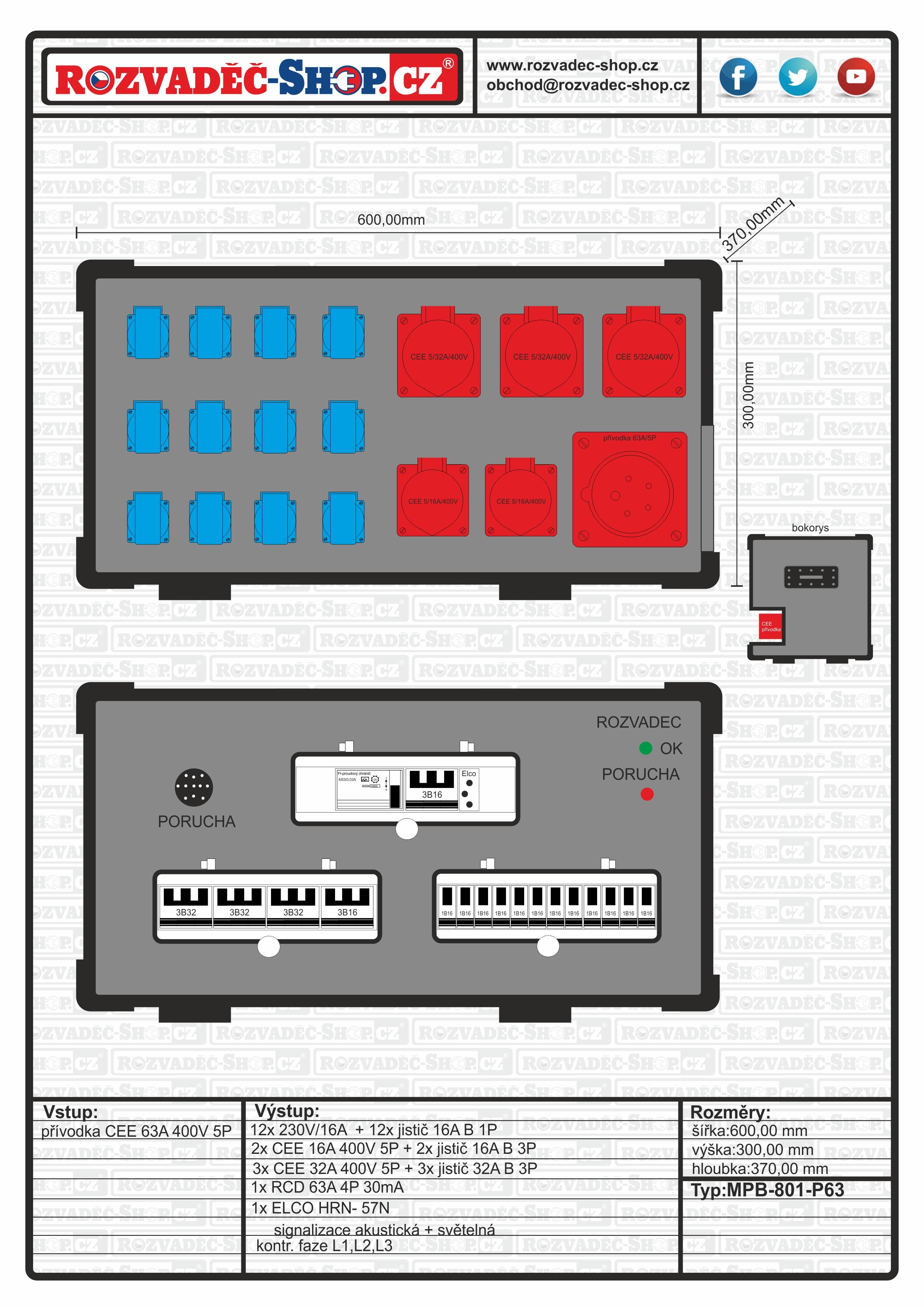 MPB-801-P63-F