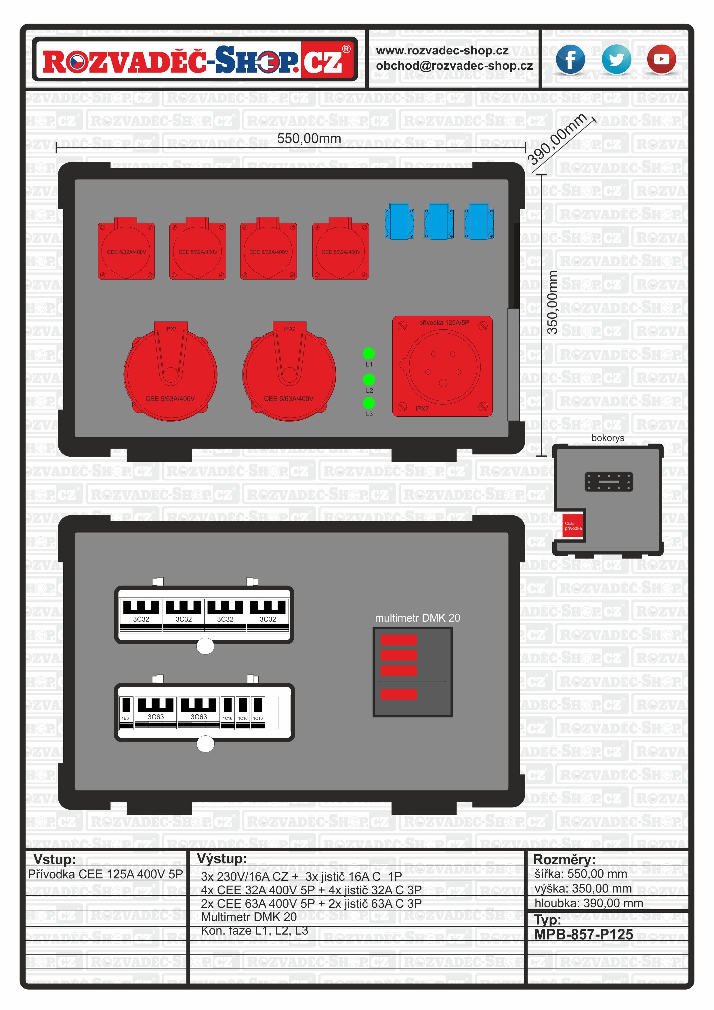 MPB-857-P125-F