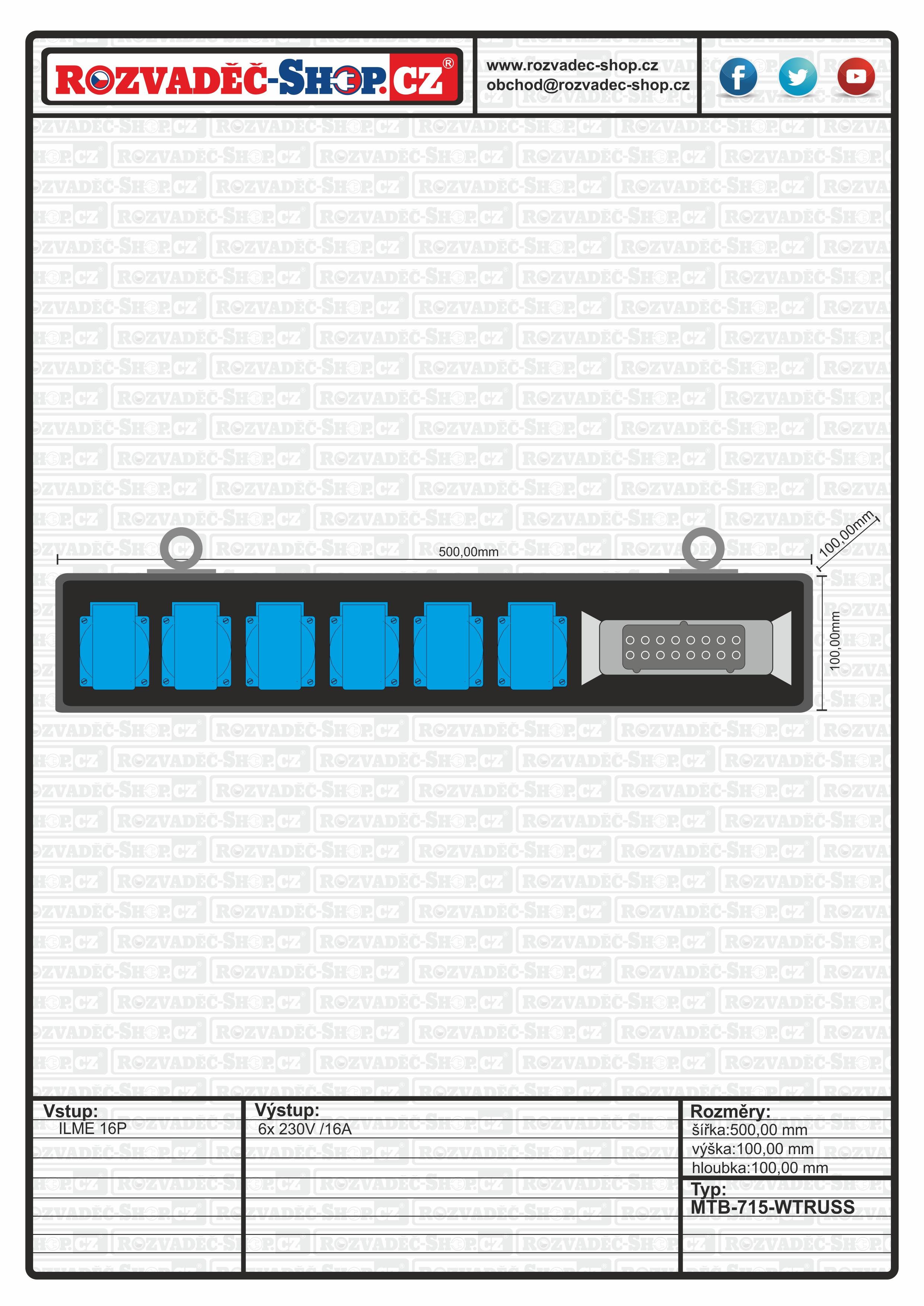 MTB-715-WTRUSS-F