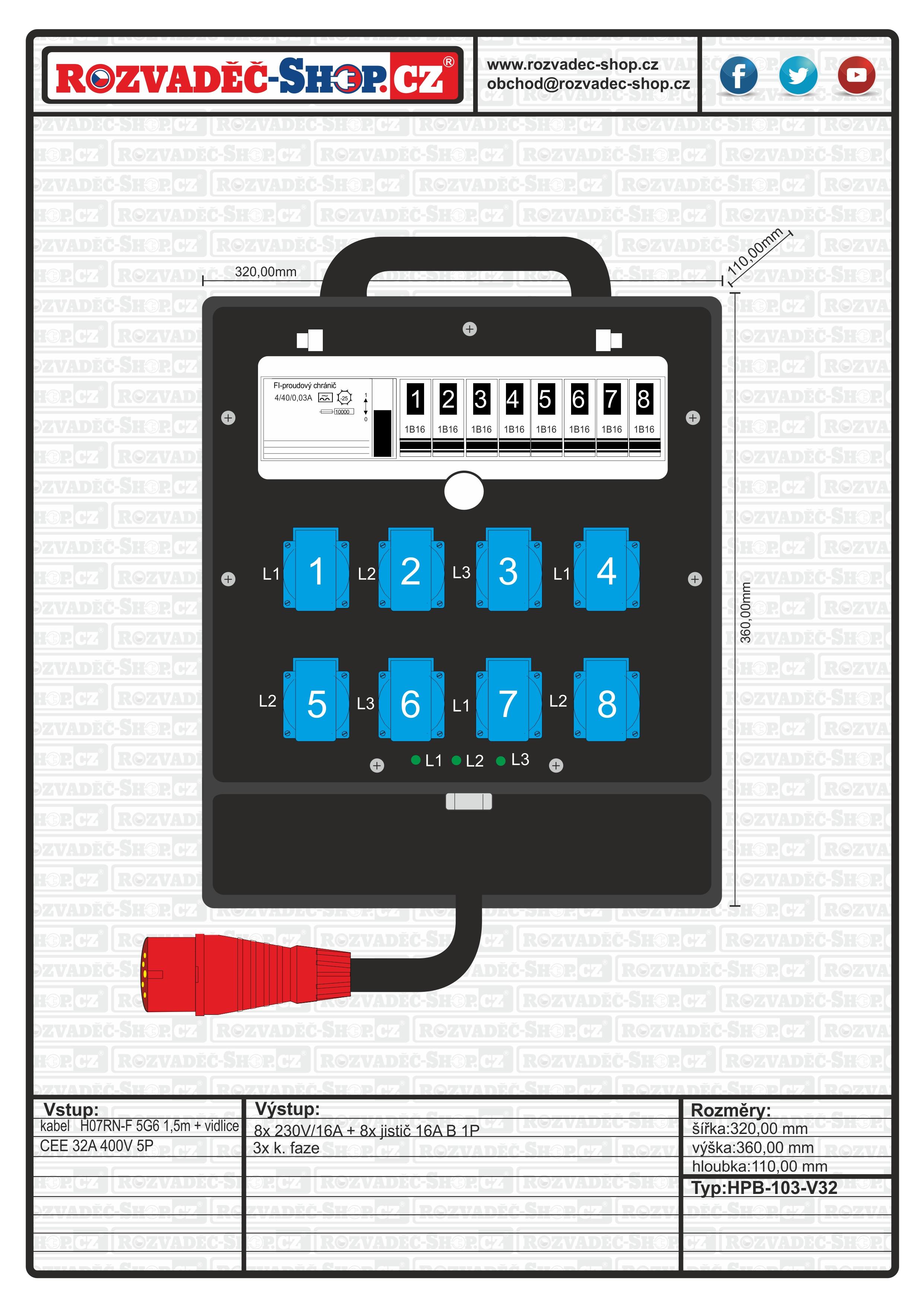 HPB-103-V32